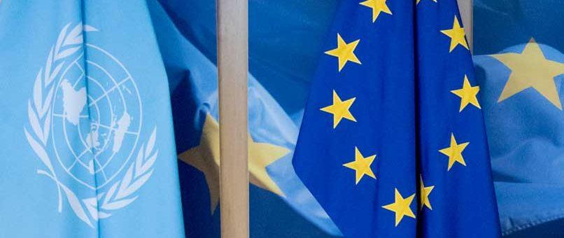 UN-EU-Flag